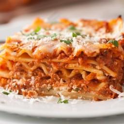 Marc's Lasagna