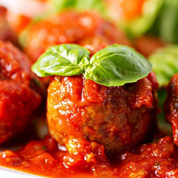 Margherita Isernio's Sausage Meatballs
