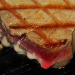 Marinated Grilled Tuna