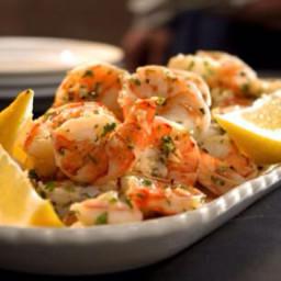 Marinated Lemon Shrimp