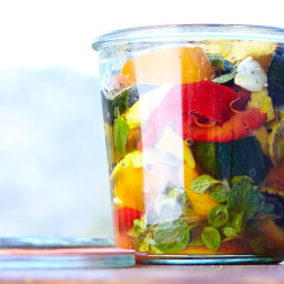 Marinated Summer Vegetables