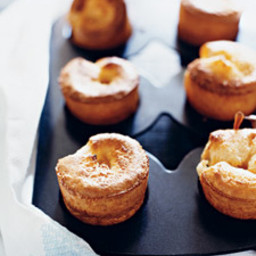 Martha Stewarts Yorkshire Pudding