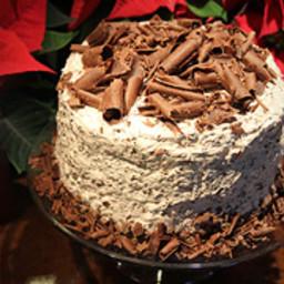 Martha's Chocolate Candy Bar Cake