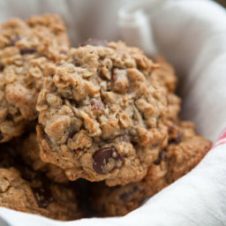 Mary Rad's Chocolate Chip Cookies
