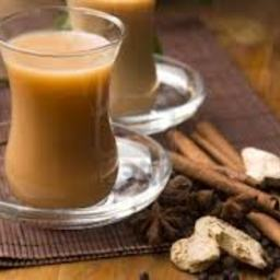 Masala Chai with Fennel & Ginger