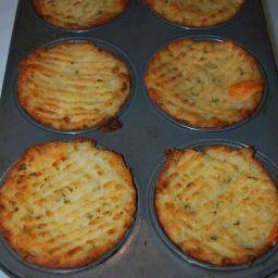 Mashed Potato Cupcakes