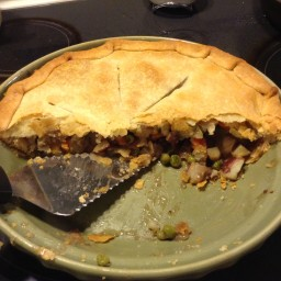 Meat Pot Pie
