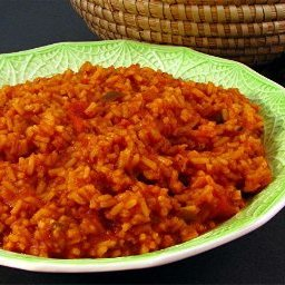 Meatless Spanish Rice