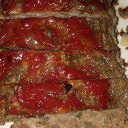 Meatloaf with Italian Sausage