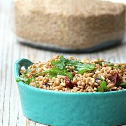 Mediterranean Farro Salad Recipe