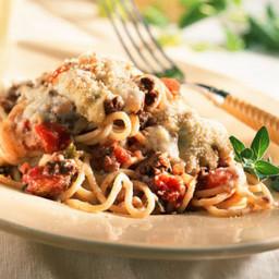 Mediterranean Spaghetti