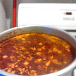Menudo (Tripe Soup)