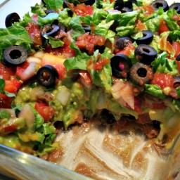 Mexican 7 Layer Dip