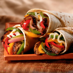Mexican Beef and Pepper Fajitas