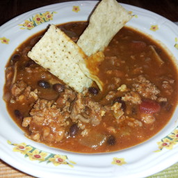 Mexican Chili (Slow Cooker)