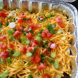 Mexican Lasagna Recipe (Freezer Cooking!)
