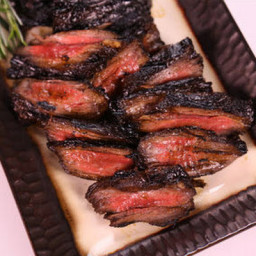 Michael Symon's Grilled Skirt Steak
