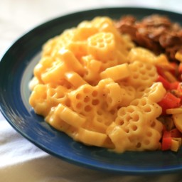 Microwave Mac-n-Cheese