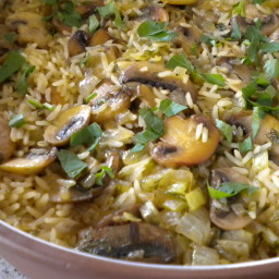 Microwave Rice Pilaf