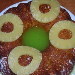 Midori Cake