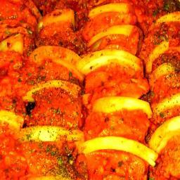 Mike's Garlic Sriracha Chicken Scewers