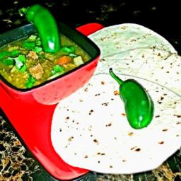 Mike's Green Chile Stew