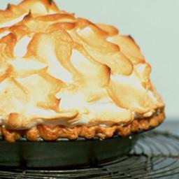 Mile-High Lemon Pie