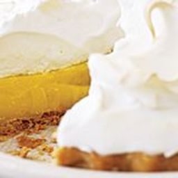 Mile-High Lemon-Lime Meringue Pie