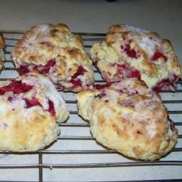Mimi's Raspberry Scones