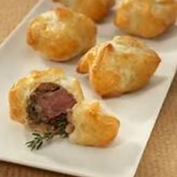 Mini Beef Wellingtons