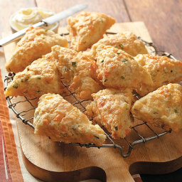 Mini Cheddar Scones