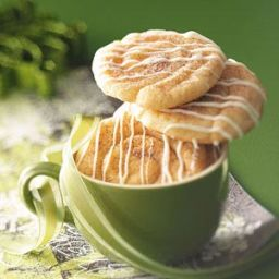 Mini Cinnamon Roll Cookies Recipe