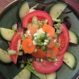 Miso Salad Dressing