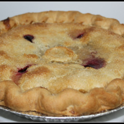 Mixed Berries Pie