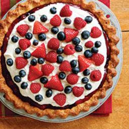 Mixed-Berry Pie