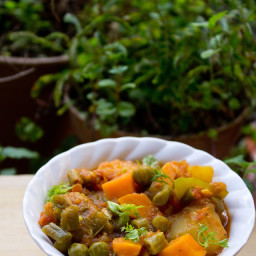 Mix Veg Recipe: Indian Mix Vegetables Recipe