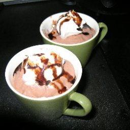 Mocha Cappuccino Mousse