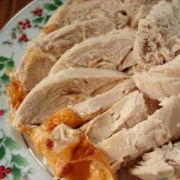 Moist and Tender Turkey Breast