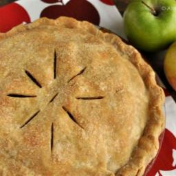 Mom's Amazing Gluten Free and Vegan Apple Pie