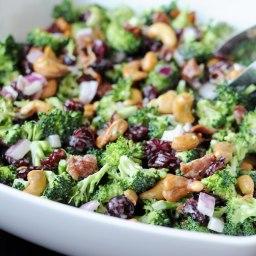 Mom's Broccoli Salad