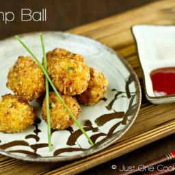 Mom's Shrimp Ball