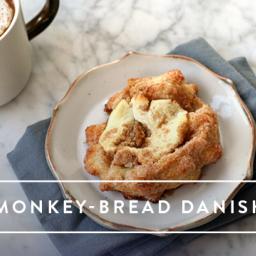 Monkey-Bread Danish