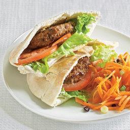 Moroccan Pita Sandwiches