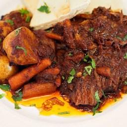 Moroccan Spiced Pot Roast