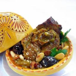 Moroccan Lamb Tajine - pressure cooker recipe