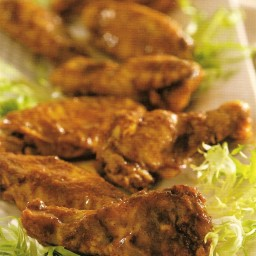 Morrocan Spiced Chicken Wings