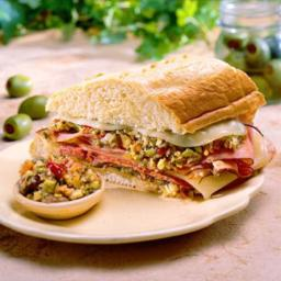 Muffaletta From New Orleans