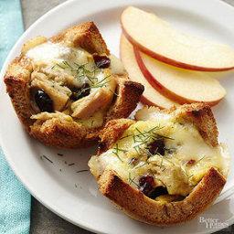 Muffin Pan Tuna Melts