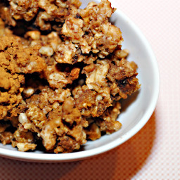 Mulberry Granola