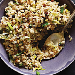 Multigrain Pilaf with Sunflower Seeds